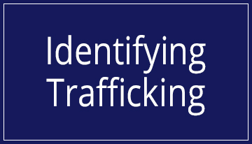 Identifying Trafficking Button