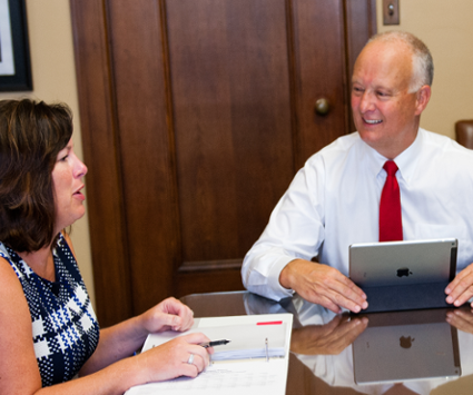 attorney general doug peterson hosts mobile office - Attorney General Job Description