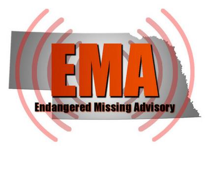 Endangered Missing Advisory Logo