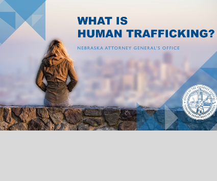 Image of Human Trafficking Slide