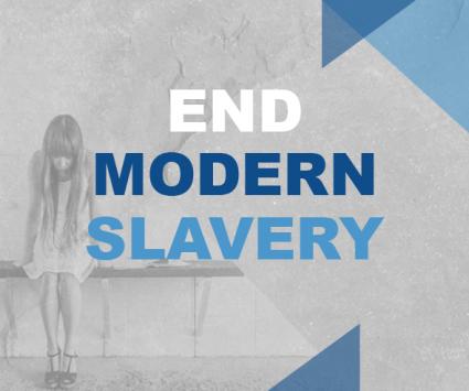 End Modern Slavery Slider