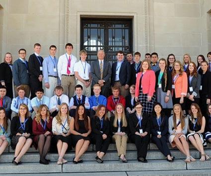 Nebraska Attorney General Youth Conference